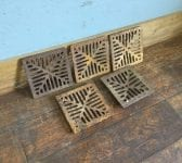 9 Inch Cast Iron Gully Grids