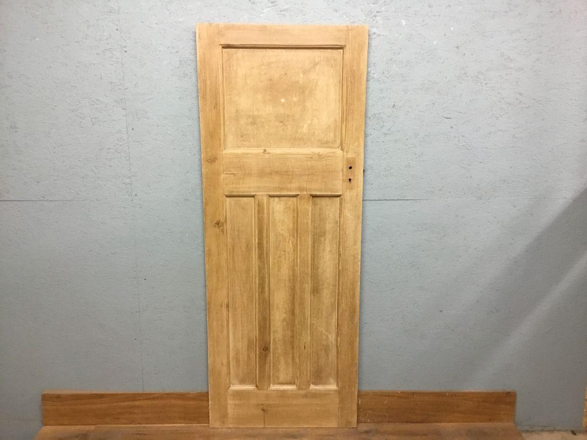 1 Over 3 Reclaimed Stripped Door