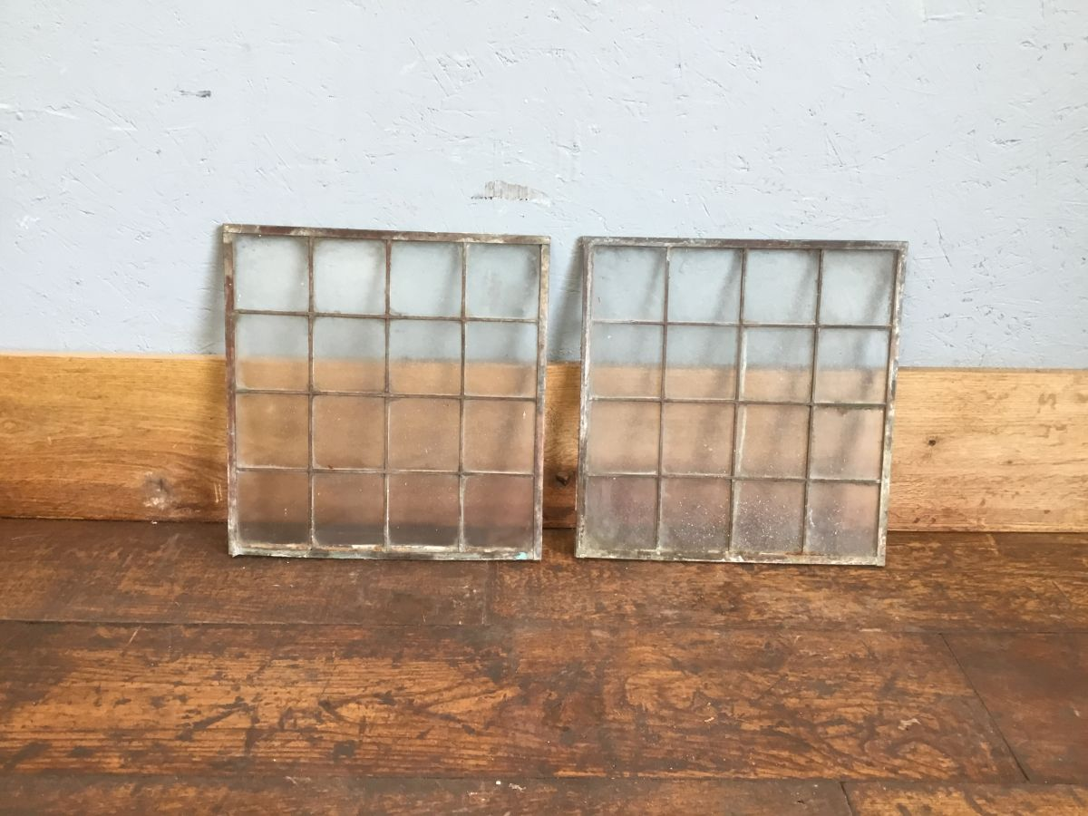 Copper Window Pair