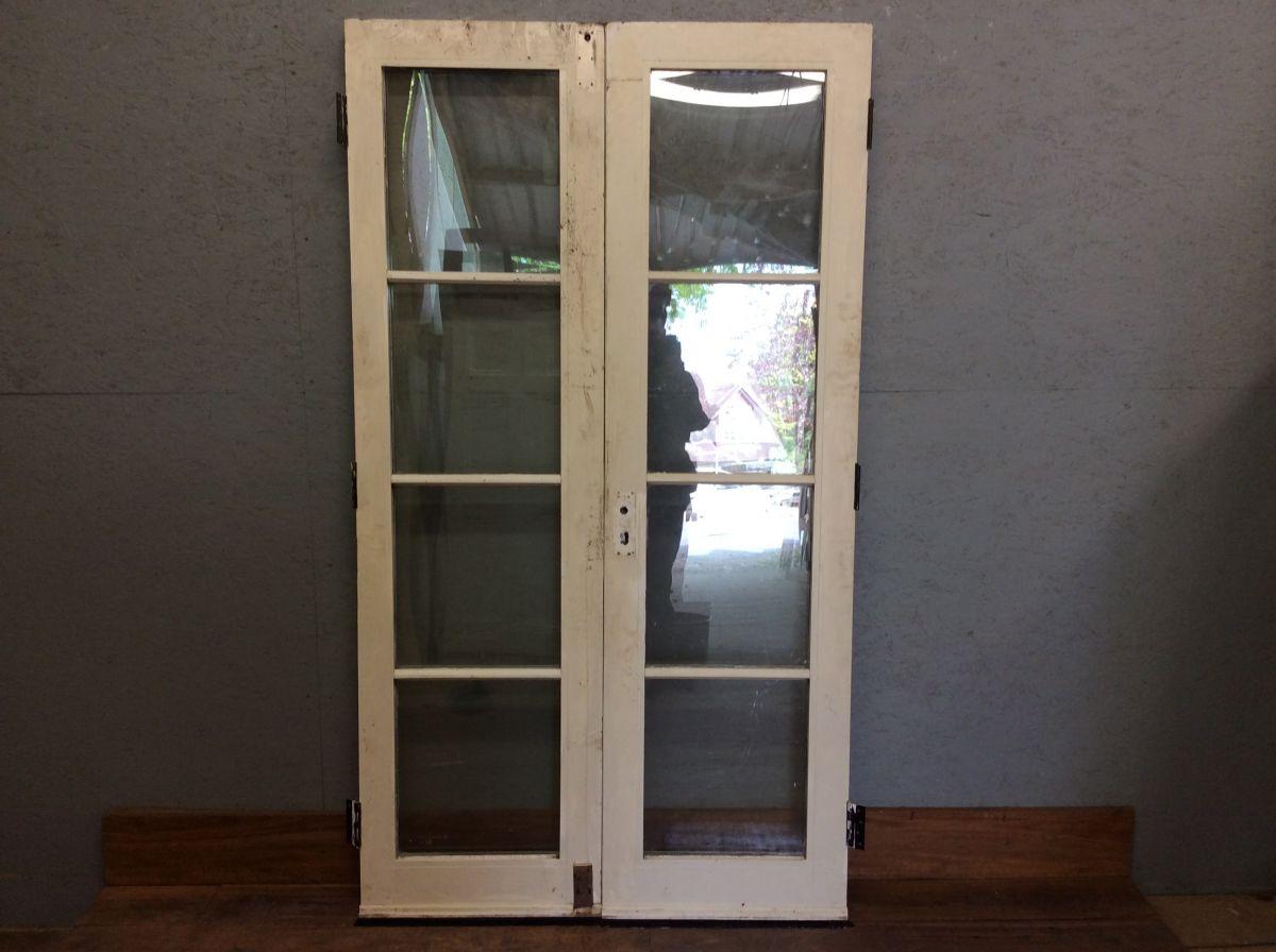 Hardwood Double Glazed French Doors