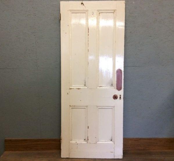 Bigger Full Beaded 4 Panelled Door