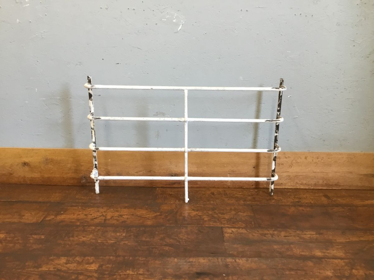Iron Window Box Cages