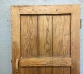 Oak Ledge & Brace Studded Door