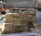 Reclaimed Modern Gaunt-like Brick