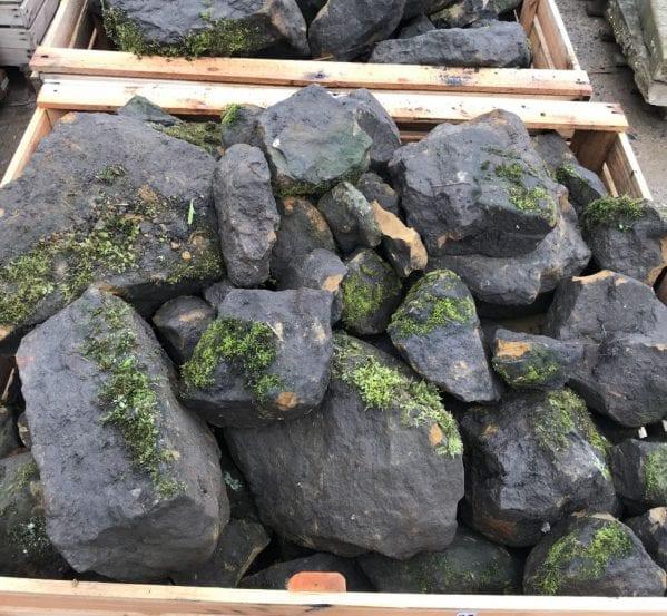 Weathered Sandstone Rockery Batch