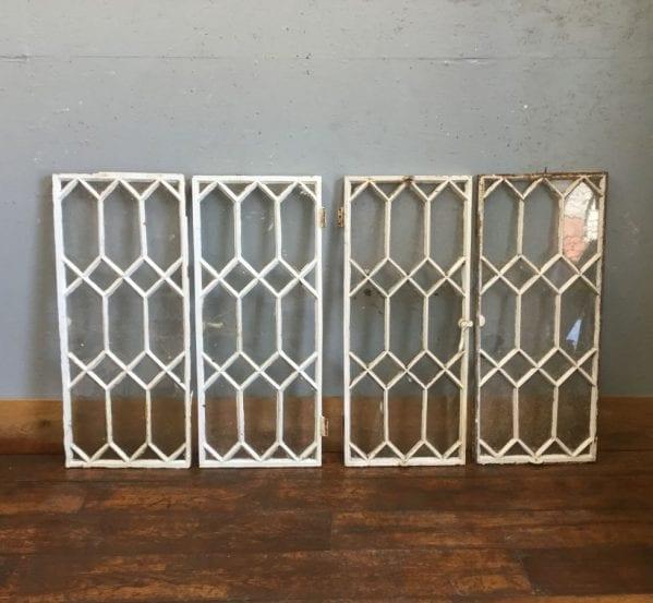 Cast Iron Elongated Diamond Panels