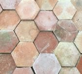 "8 3/4"" French Floor Tiles"