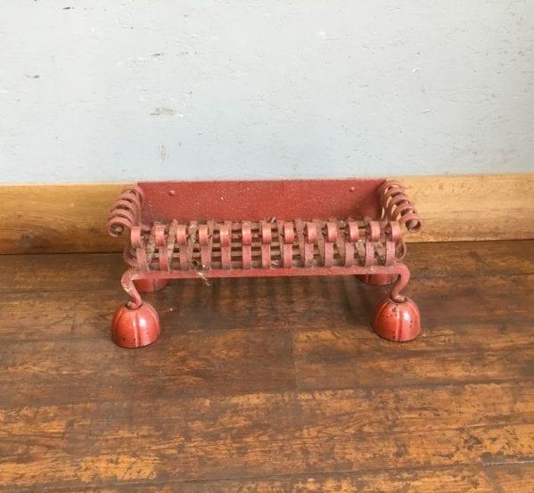 Unique Cast Iron Fire Basket