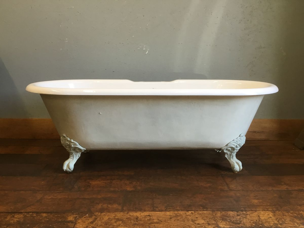 Cast Iron Double Ended Bath