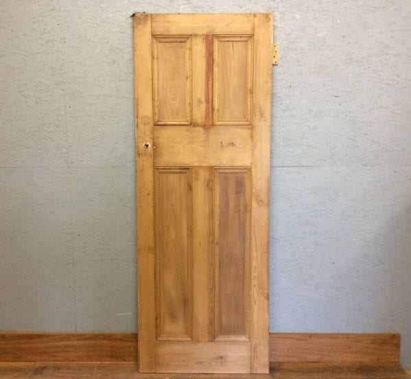 Nice Tall Stripped Door