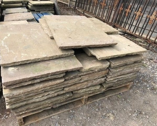 Reclaimed Indian Sandstone