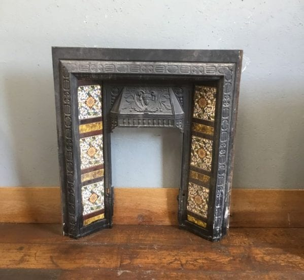 Fire Insert Outer Panel