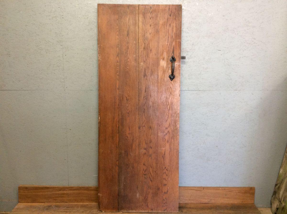 NICE Oak L&B Door (minor crack)