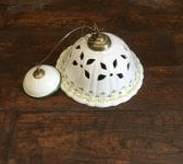Porcelain Hand-Painted Hanging Light Shade
