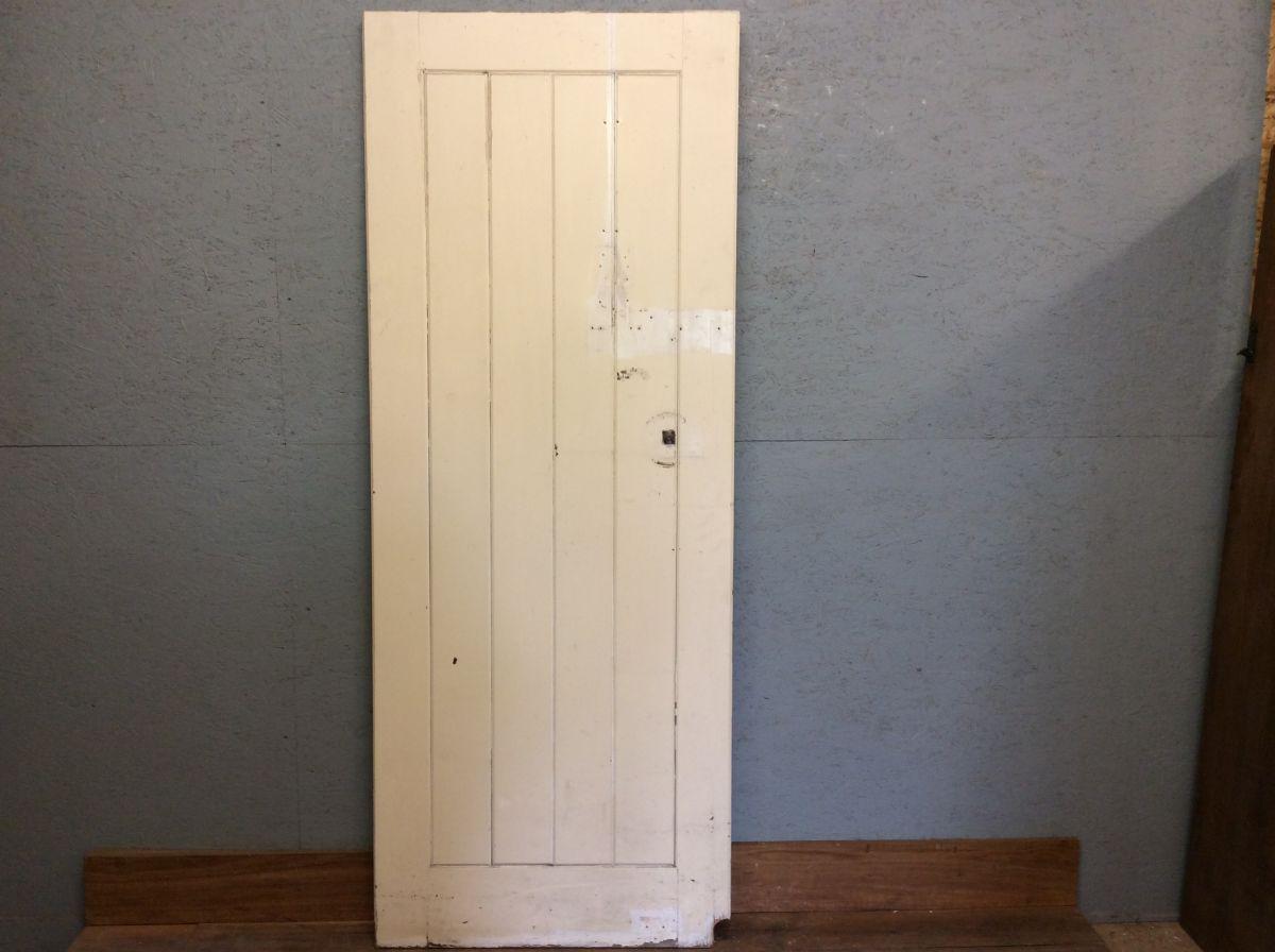 Classic Horse Shoe Panel Door