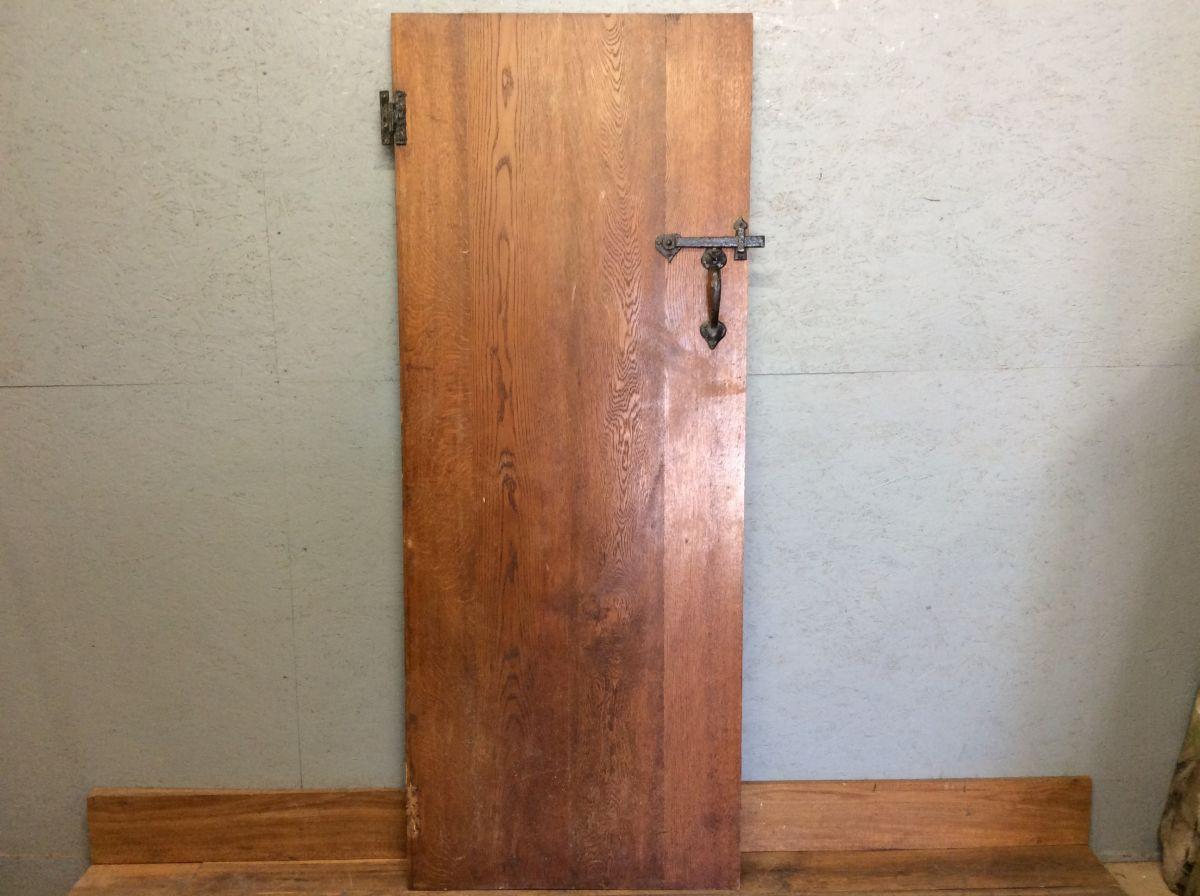 NICE Oak L&B Door (minor scuff)