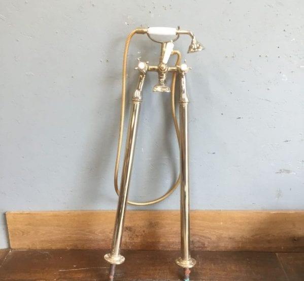 Bristan Birmingham Freestanding Taps & Shrouds