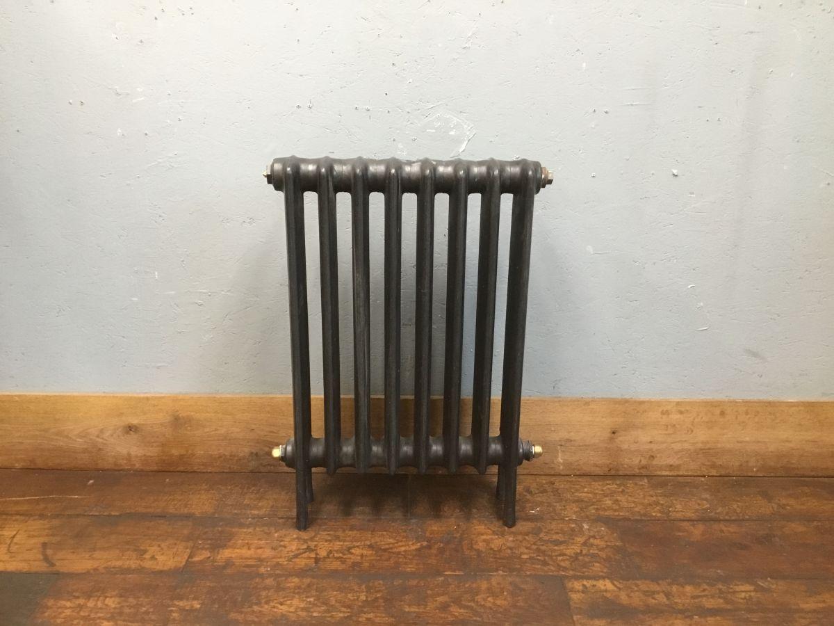 8 Section Single Column Cast Iron Radiator