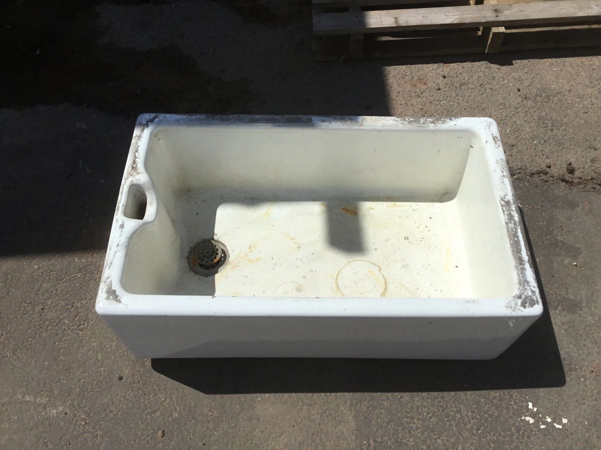 Large Garden Butler Sink