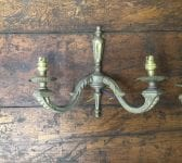 Wall Mounted Two-Armed Sconces