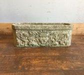 Reconstituted Stone Rectangular Planter