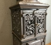 Tall Decorative Cast Iron Stove