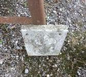 Boy Scout Stone Plaque
