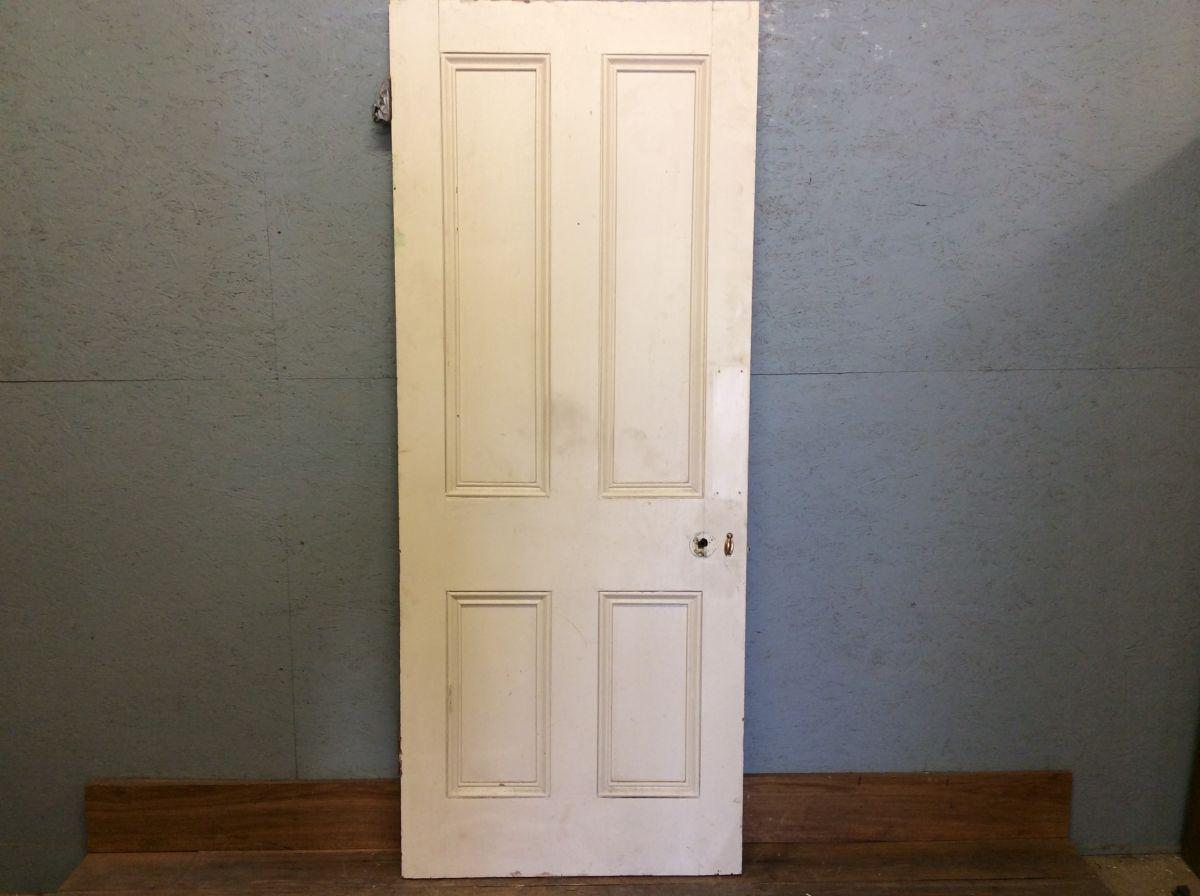 Very Nice 4 Panelled Door