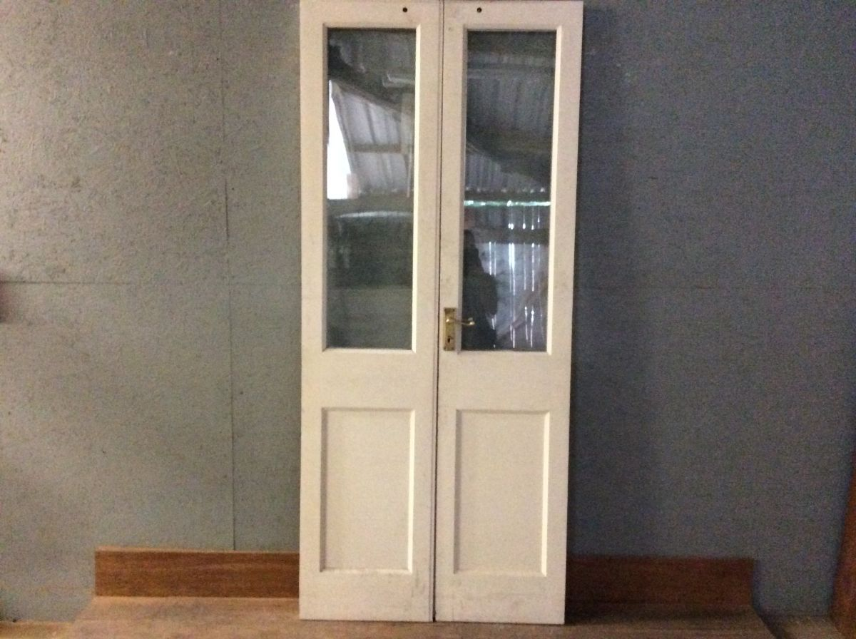 Double Glazed Double Doors
