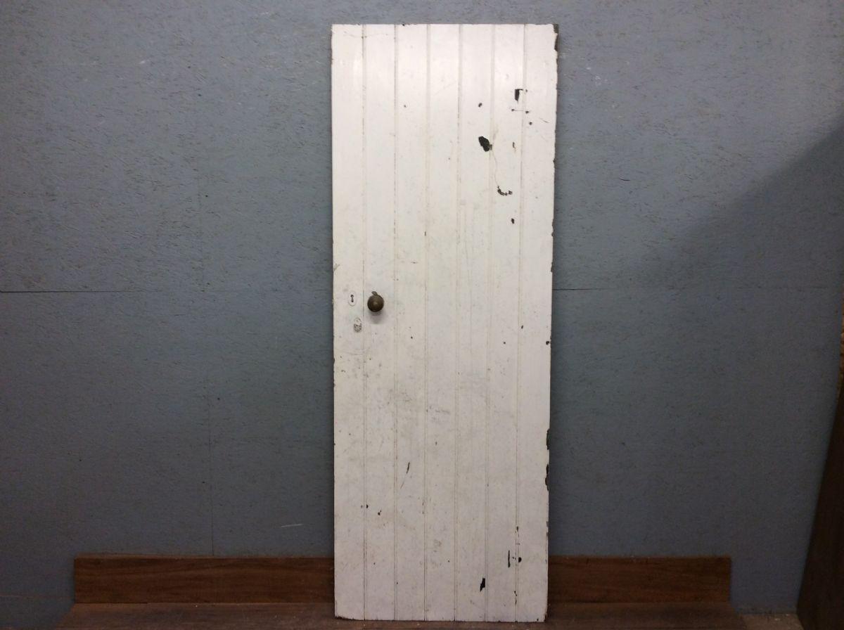 Big White L & B Door