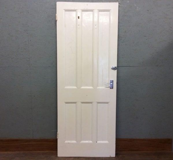 3 Over 3, 6 Panel Door