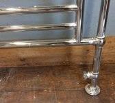 Towel Rack/Bathroom Radiator Chrome Radiated