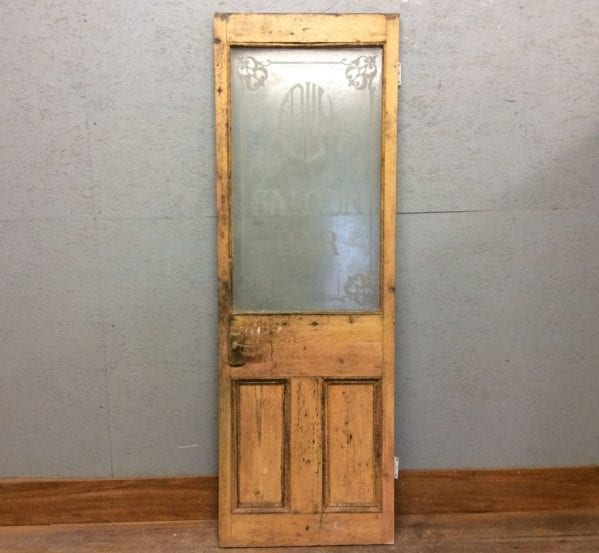 Saloon Bar Door (film prop)