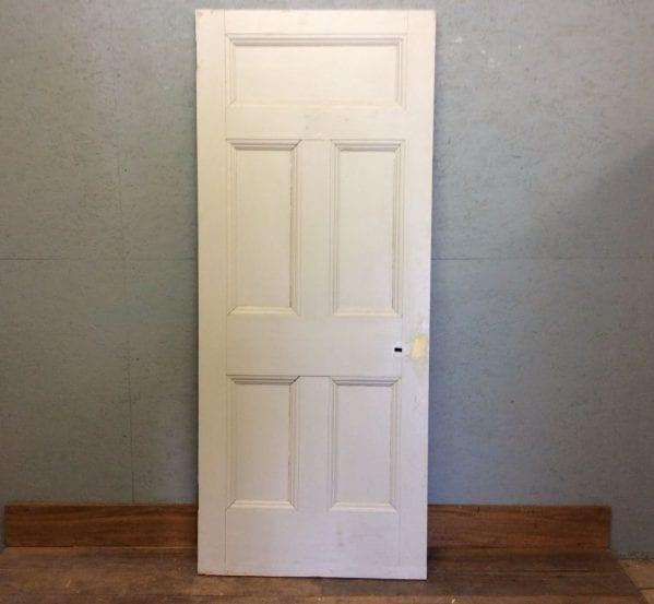 Grey 5 Panelled Door