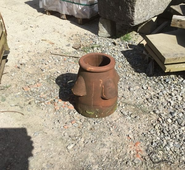 Nice Terracotta Beehive Chimney Pot