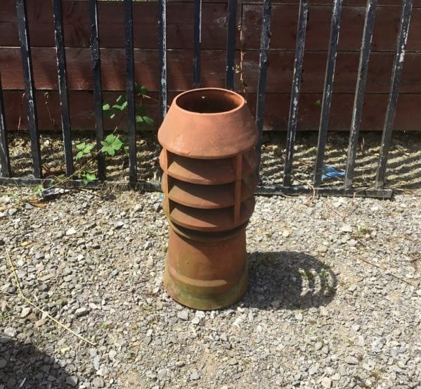 Chimney Pot Terra Cotta