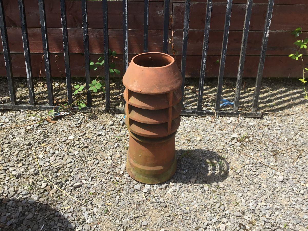 Terra Cotta Chimney Pots