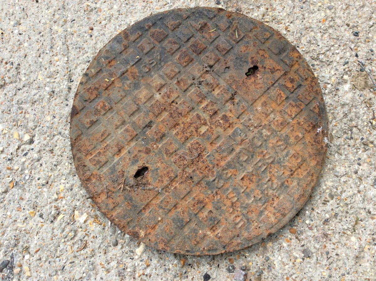 Circular Man Hole Cover