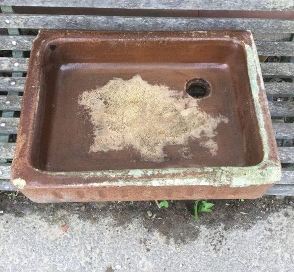 Outdoor Sink Feature