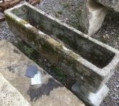 Brick Effect Rectangular Planter
