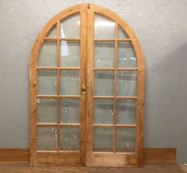 Lovely Glazed Arch Door (Pine)