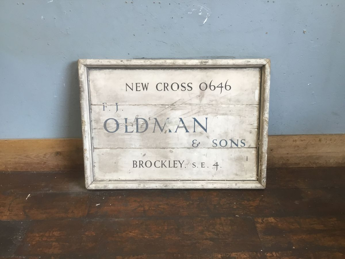 Wooden Rustic Sign