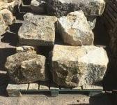 Pitch Faced Large Dressed Sandstone