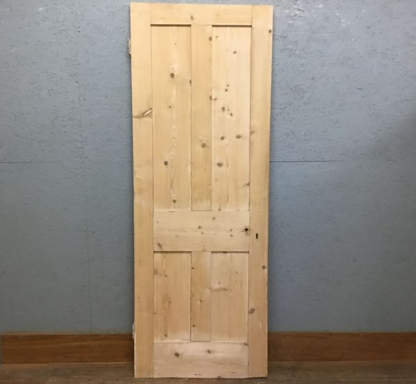 Fresh Stripped 4 Panel DOor